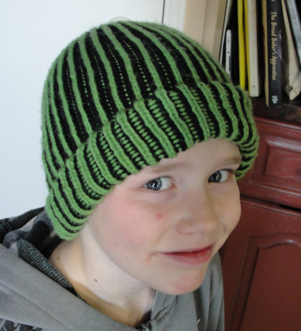 Green Revolution Toque