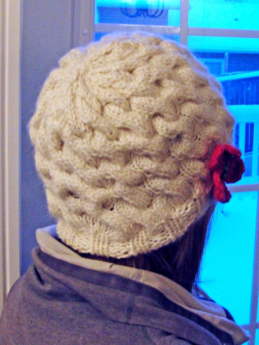 Sweet Nothings Hat