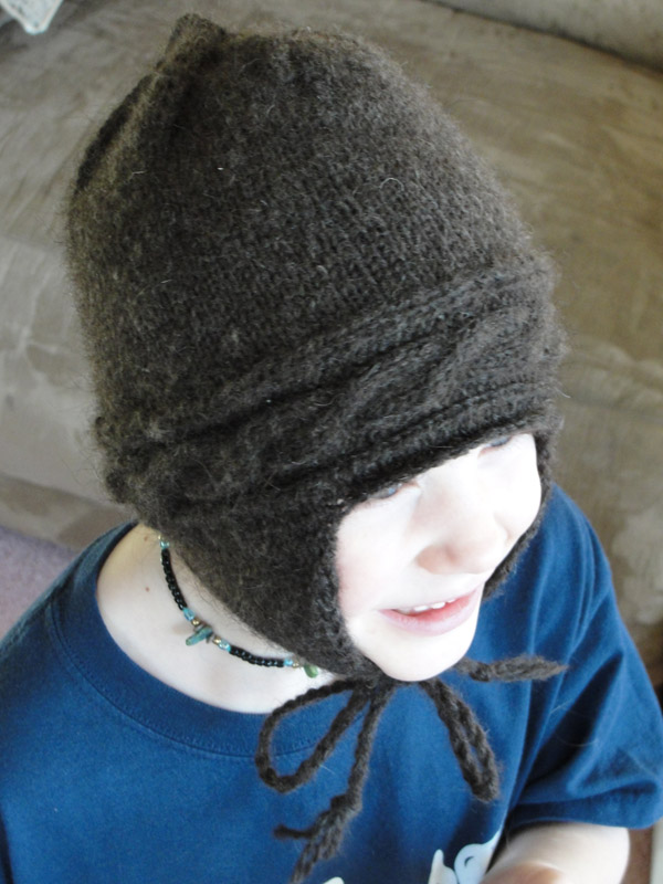 Twisted Rope Hat