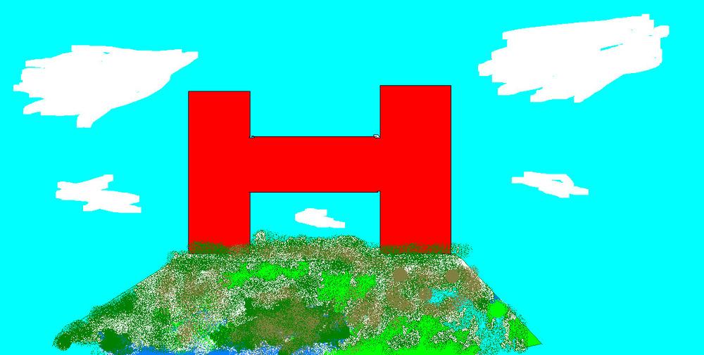 Noah's Club Hope Flag