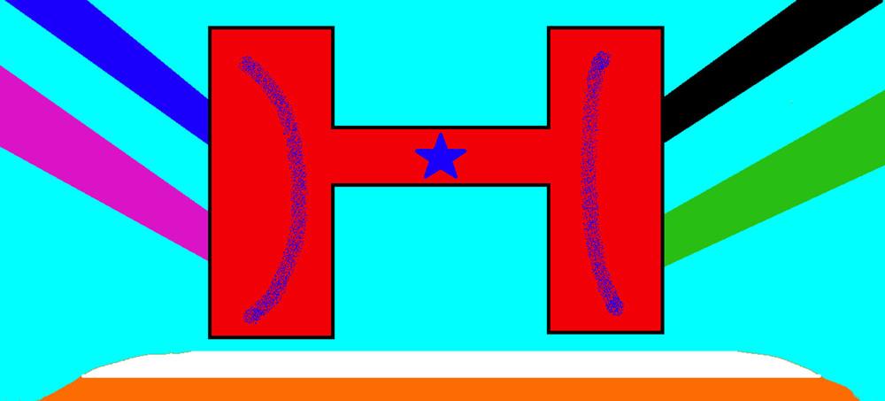 Jude's Club Hope flag