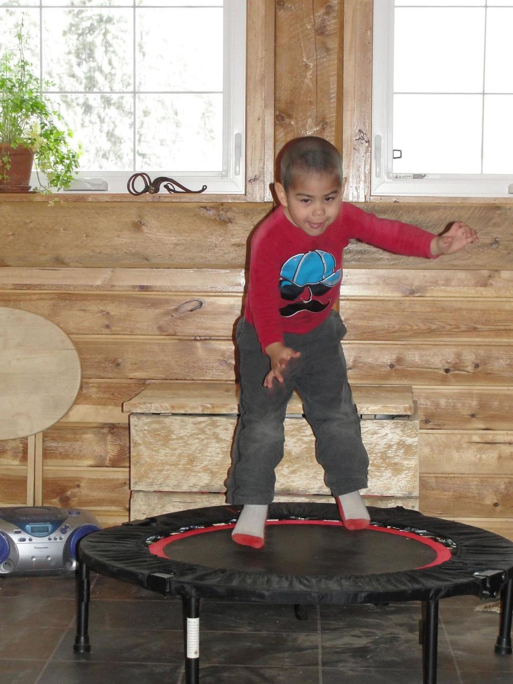 2015-04-01 at Grandma Laurel's - on the rebounder.jpg