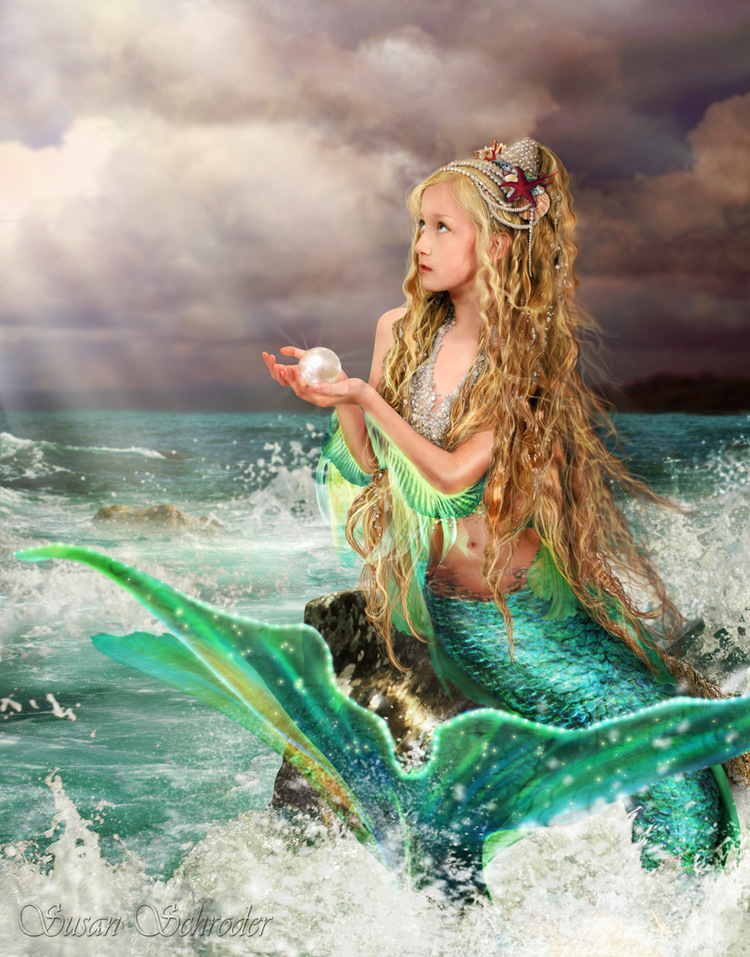 "This amazing ""Marina"" image was created by Susan Schroder. I am so in love with it and Susan's work. Check it out (and get your own copy) at her website, http://susanschroder.com/. Susan will be creating the covers on my mermaid series. (Image used with permission.)"
