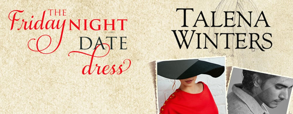 New Book Release   The Friday Night Date Dress    Learn More