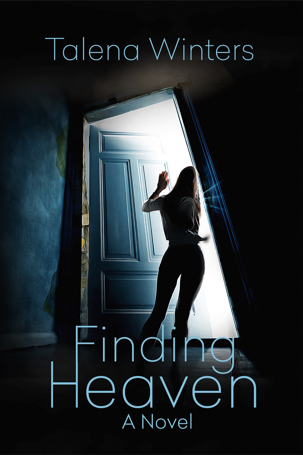 """Finding Heaven"" by Talena Winters is a novel about choosing to heal from the hurts of abuse."