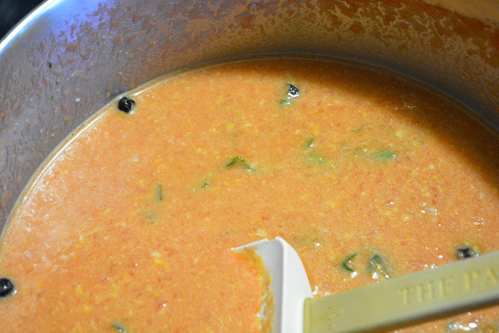 Juniper Rosé Sauce from www.talenawinters.com.