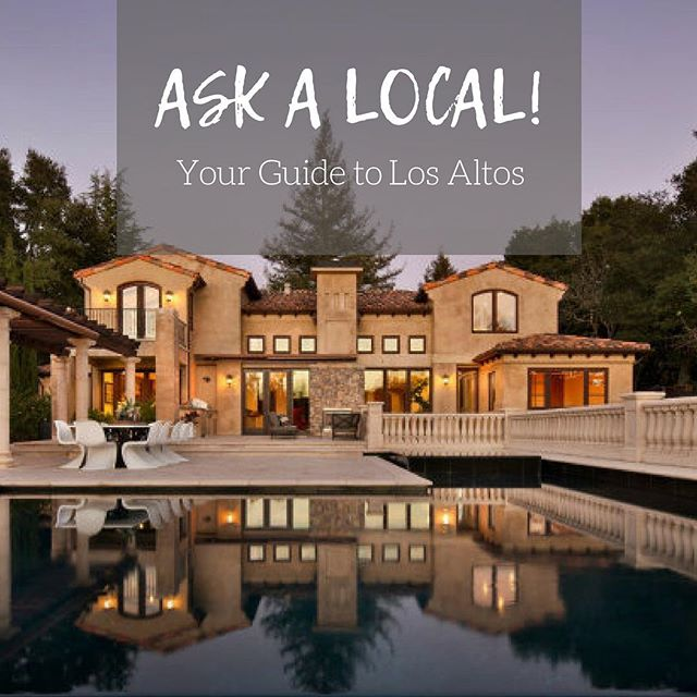 Looking to move? Check out my latest 'Ask A Local' segment on Los Altos. • LINK IN BIO •