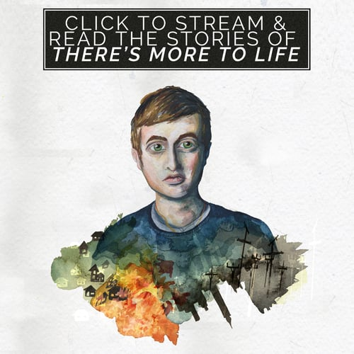 VISIT THE THERE'S MORE TO LIFE EP WEBSITE
