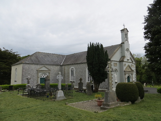 Photo from: http://www.from-ireland.net/church-rc-killenard-laois-queens-ireland/
