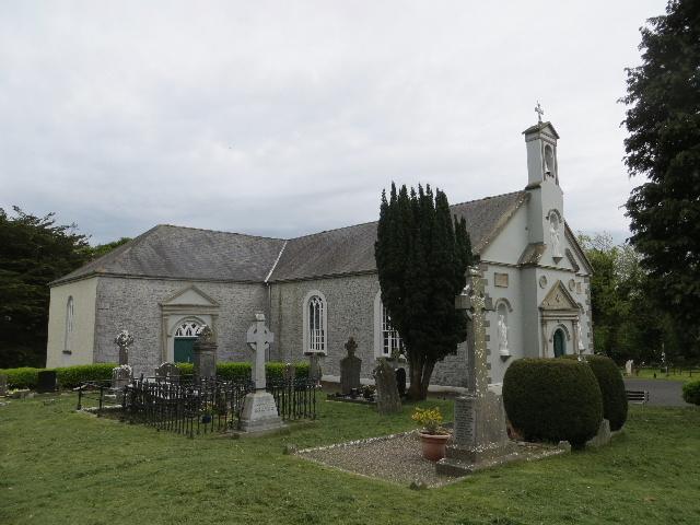 Photo from: http://www.from-ireland.net/church-rc-killenard-laois-queens-ireland/