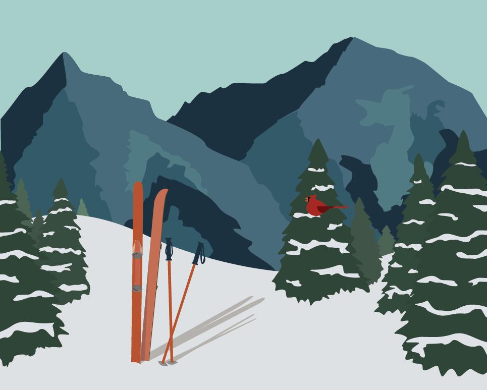 Ski Ticket