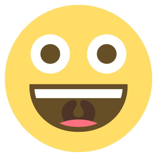 Original 2D EmojiOne Head