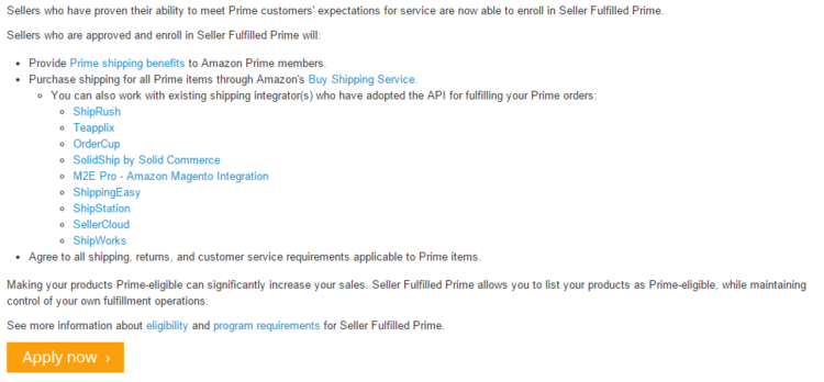 Reduce Amazon Fba Fees With The Seller Fulfilled Prime Program