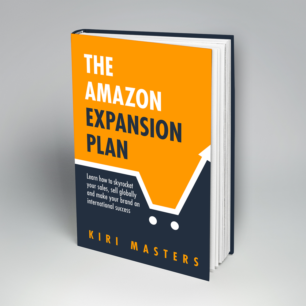 The Amazon Expansion Plan Book by Kiri Masters