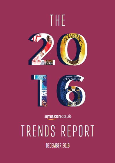 Amazon UK 2016 trends report