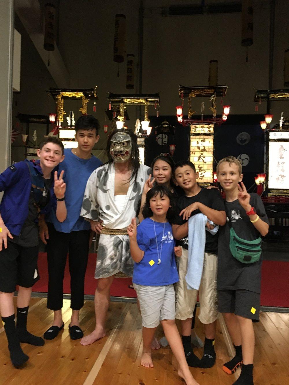 Visit Gojinjo Daiko in Wajima, Japan