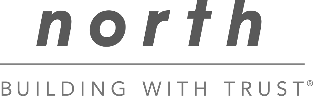North BW logo.png