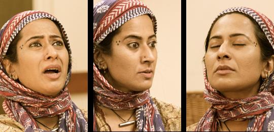 Kamala Subramaniam as Izzat Bai