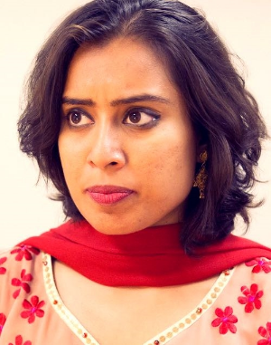 Neha Goyal as Madiha Akram