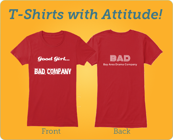 The Official BAD Company Women's T-Shirt
