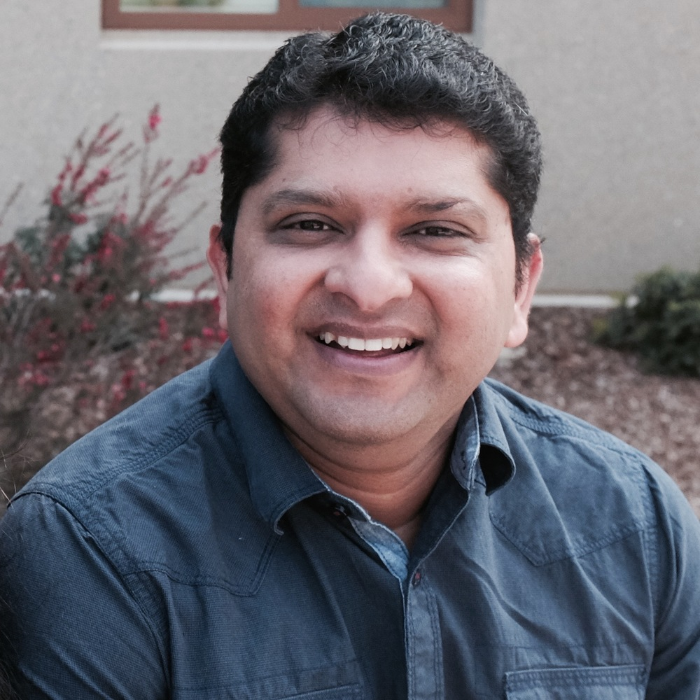 Pratish Shah, Co-Producer of The Domestic Crusaders