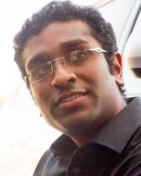 Vikram Ramanarayanan as VIGILANTE