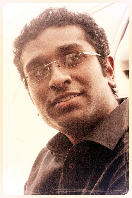Vikram Ramanarayan