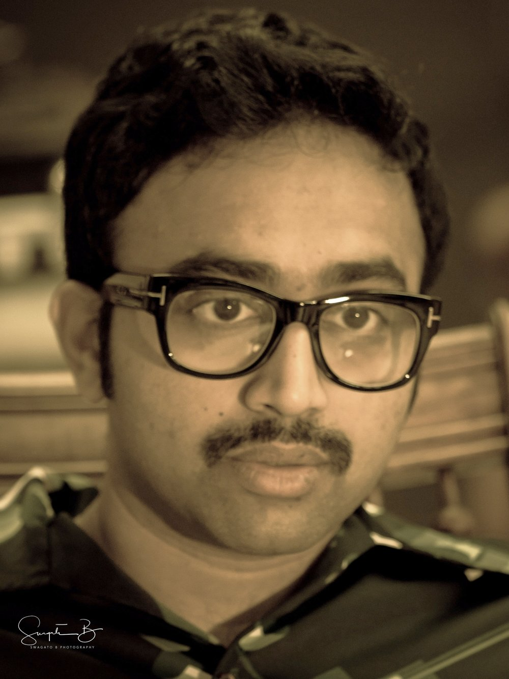 Kartic Bhargav as JAYAPRAKASH. Photo credit: Swagato Basumallick