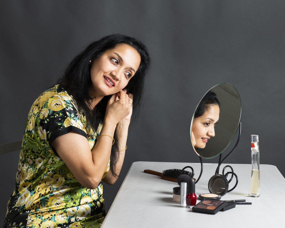 Anju Prakash as DOLON in  Sonata.  PC: Ashima Yadava
