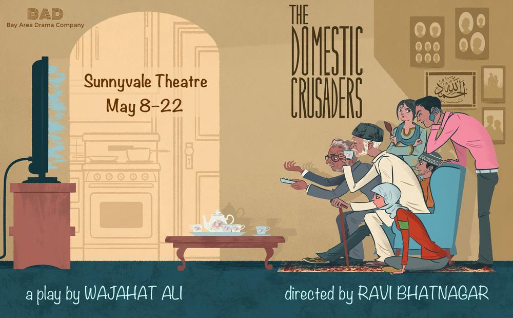 The Domestic Crusaders, May 2016