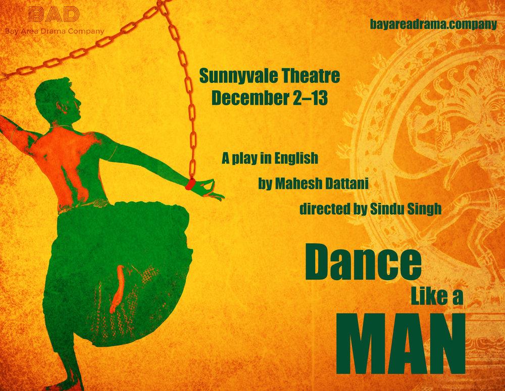Dance Like a Man, December 2015
