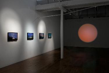 Installation view, Fly Rhythm , 2013