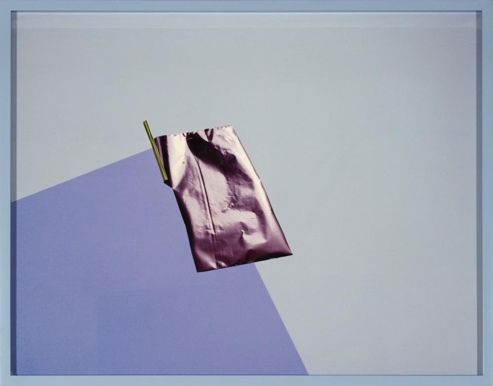 LYDIA WEGNER     Gold Angle  2014 Archival Inkjet Print  65 x 84 cm