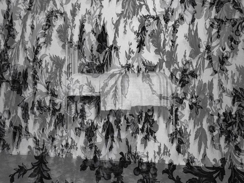 PAT BRASSINGTON     Asphalt  2013 pigment print  83 x 120 cm