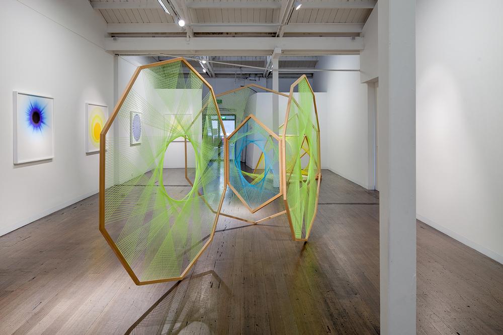 NIKE SAVVAS   NIke Savvas 2014 Installation view