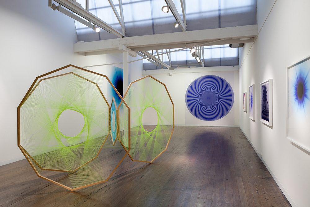 NIKE SAVVAS    Installation view 2014