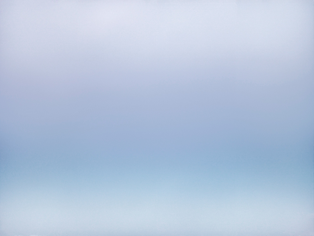 MURRAY FREDERICKS     Icesheet #5314  2013 digital pigment print, edition of 7 120 x 150 cm