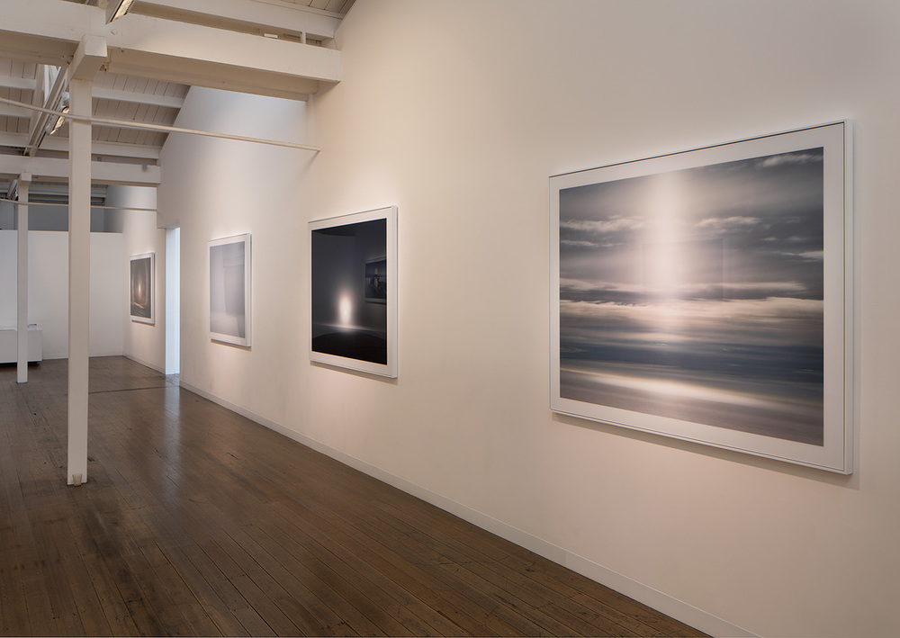 MURRAY FREDERICKS     Topophilia,  Exhibition View, 2014
