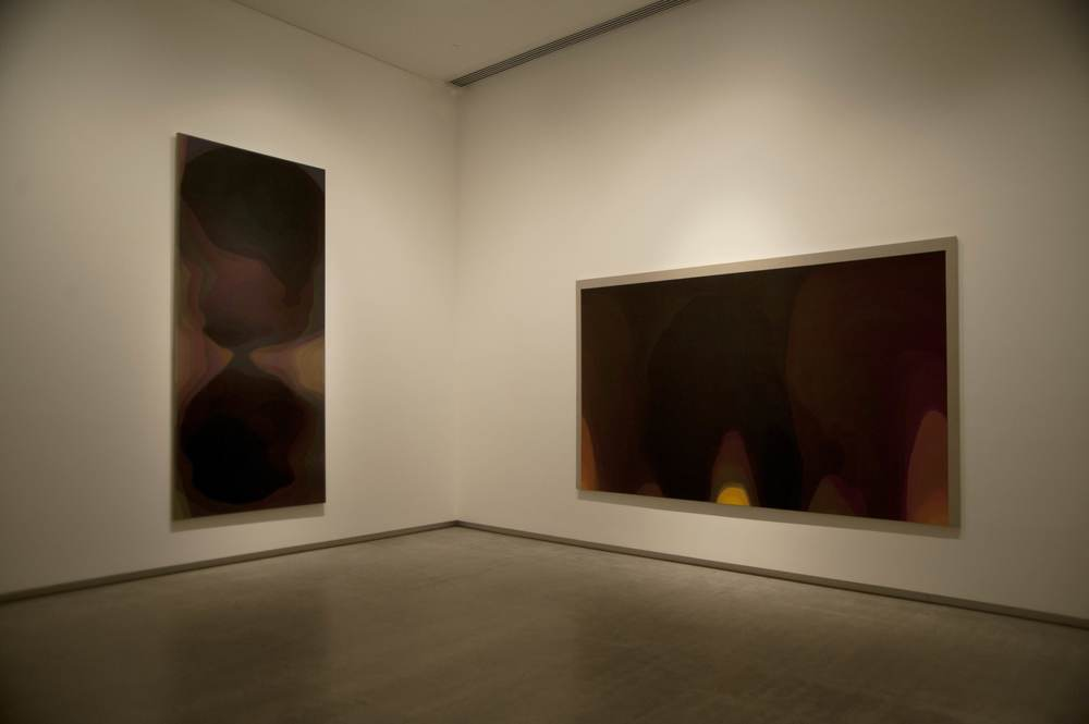 JOHN YOUNG     Passages , installation View 2012