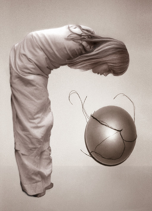 PAT BRASSINGTON     The Raveller  2010    Pigment Print edition of 8  65 x 90
