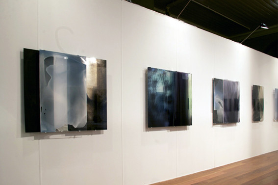 JANET LAURENCE   Installation - Stand F24 2010