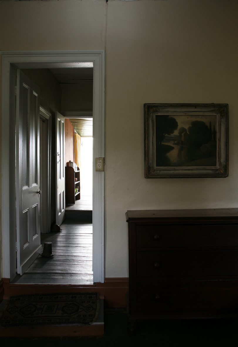 ANNE ZAHALKA     Haefliger's Cottage, Interior #6  2010 Type C Photograph   30 x 20 cm