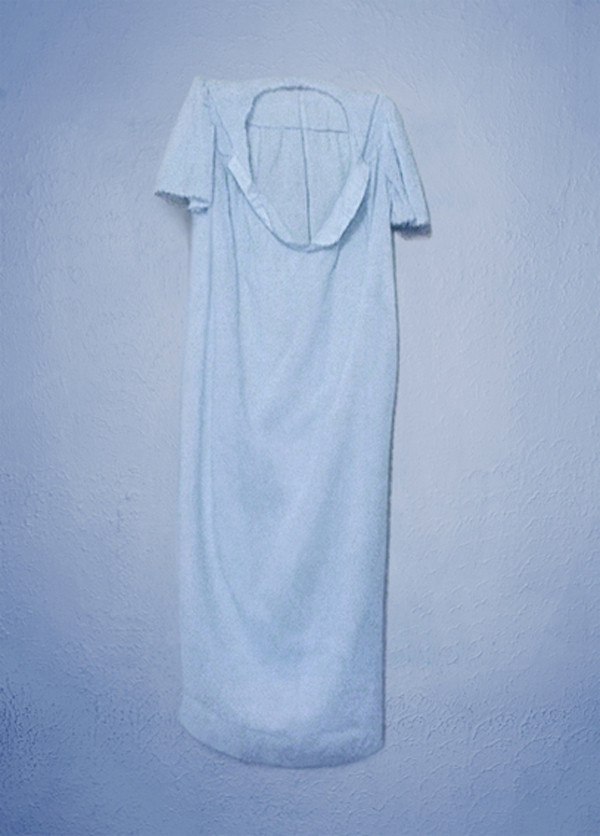 PAT BRASSINGTON    The Blue Night Dress  2007 61 x 85 cm Pigment Print edition of 8