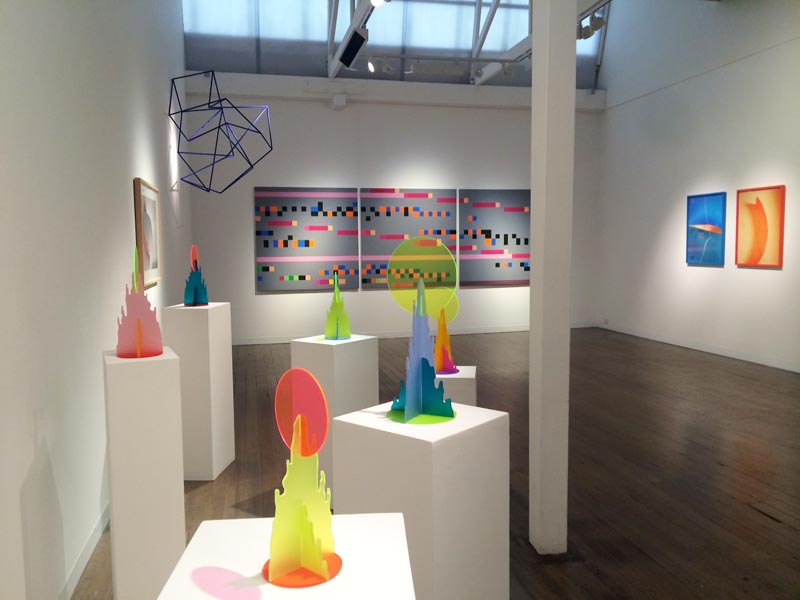 Key Works , Exhibition View, 2015