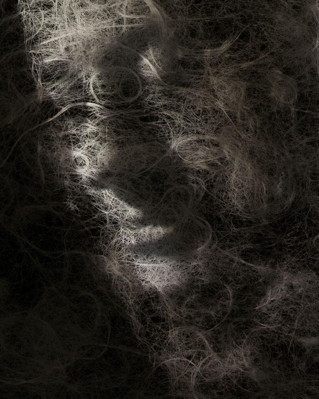 Eva   , 2014  , Chromogenic print, 35 x 28 cm