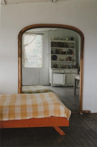 ANNE ZAHALKA   Haefliger's Cottage, Studio #1    2010   Type C Photograph   30 x 20 cm