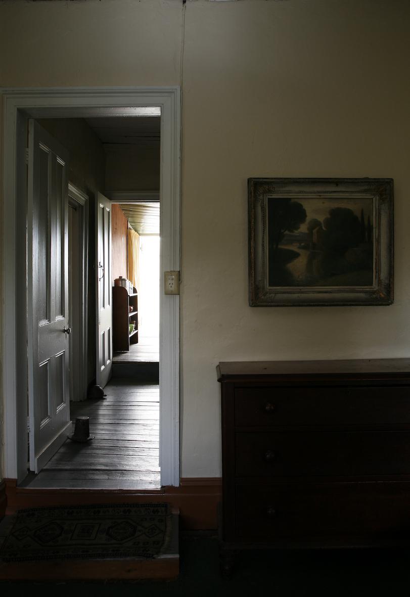 ANNE ZAHALKA     Haefliger's Cottage, Interior #6  2010 Type C Photograph   30 x 20 cm