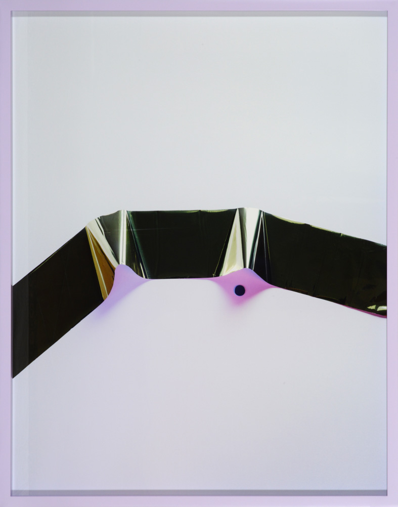 LYDIA WEGNER     Dottie Gloss  2014 Archival Inkjet Print   65 x 84 cm