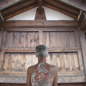 ROSE FARRELL GEORGE PARKIN   The Dragon Kingdom   2010   Digital Colour Print on Archival Cotton Rag 50 x 45 cm