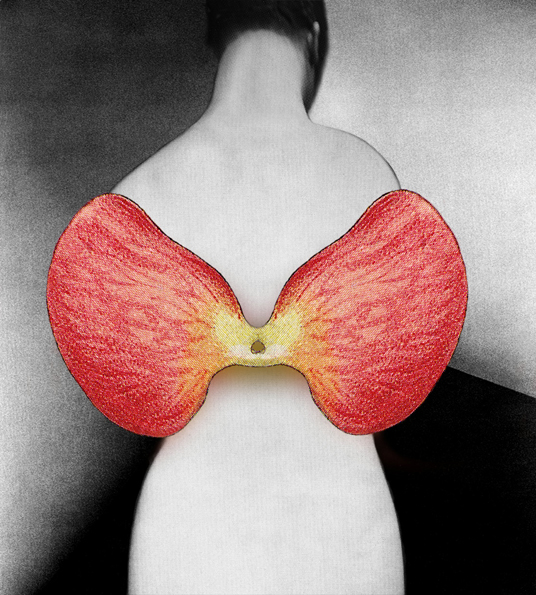 PAT BRASSINGTON     Quiescent    2014   Pigment print 100 x 89 cm